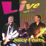 Juicy Fruits Live CD