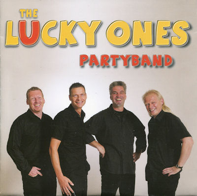 The Lucky Ones Demo CD